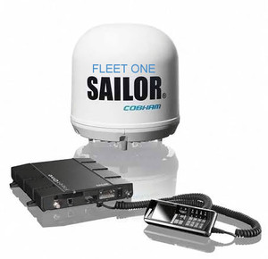 Inmarsat Cobham Fleet One Marine Satellite Terminal