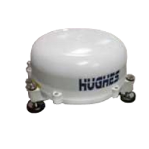 The Hughes 9350 Vehicular Satellite Internet Modem with  Class 11 Antenna