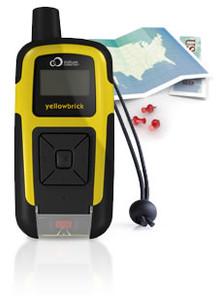 YellowBrick Standard  V3  Global Tracking / 2 Way Messaging Device