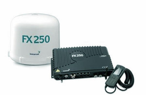 Addvalue Wideye FX 250 FleetBroadband Marine SatelliteTerminal
