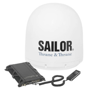 Cobham Sailor 500 FleetBroadBand Satellite Internet Terminal