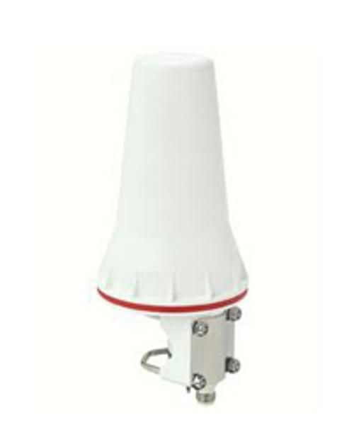 Iridium fixed mast antenna with ubolt mount for iridium satellite phones