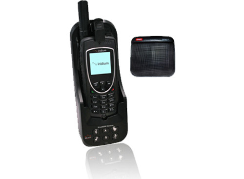 Beam Drivedock for the Iridium Extreme 9575 satellite phone