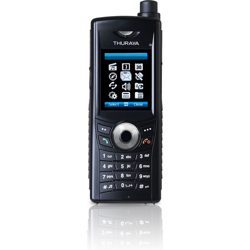 Thuraya XT Dual Satellite Phone Kit