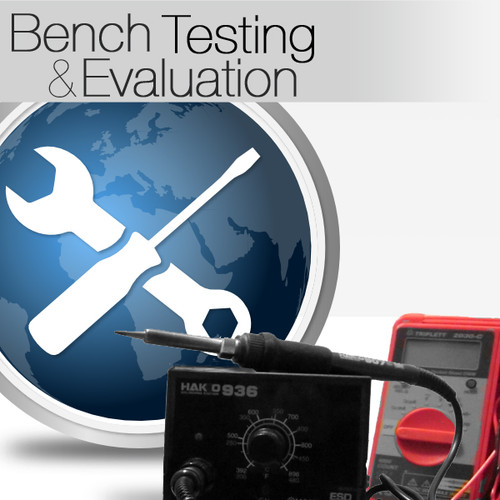 Bench Testing and Evaluation for Satellite Phones and BGAN Terminals