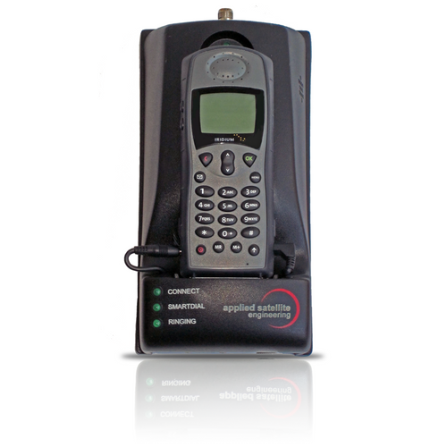 ASE Iridium 9505A Docking Station with 9505A Satellite phone