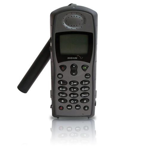Iridium 9505A Satellite Phone Basic Kit