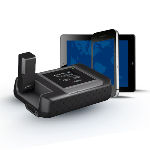 iridium GO! satellite wifi hotspot for satellite phone calls email text and tracking at northernaxcess