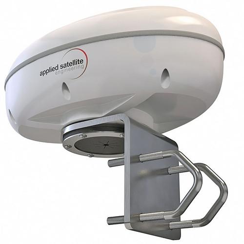 ASE Iridium Comcenter Outdoor Satellite Fixed Station-MC05  with mounting kit