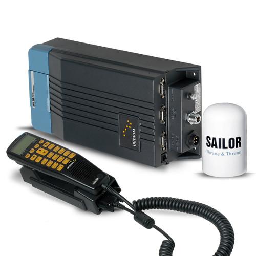 Sailor SC4000 Iridium Fixed Satellite Phone System