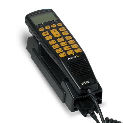 Sailor SC4150 Fixed Mount Control Handset for the Sailor SC4000 or ICHU1000 Iridium Terminals