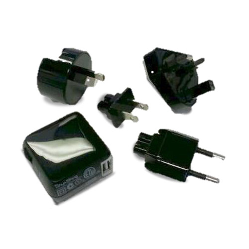 AC Wall Charger for Iridium GO! with International Adapters
