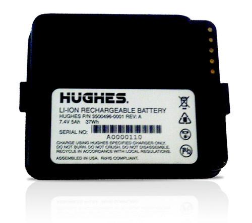 Hughes 9202M/9211 Li-Ion Spare Battery Pack Part # 3501192-0001