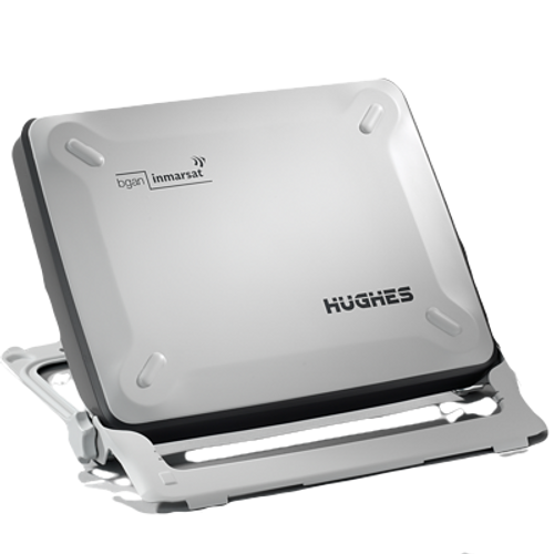 Hughes 9201 BGAN Satellite Internet Portable Modem