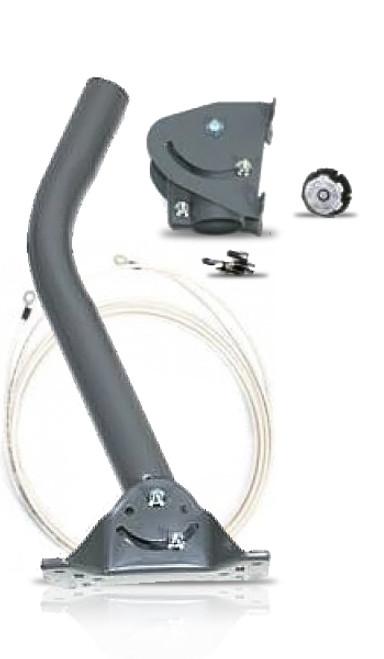 Hughes 9201/9502 M2M Basic Fixed Mount kit -3004066-0002