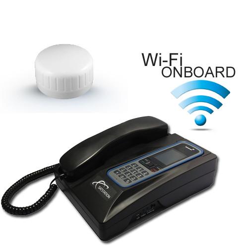 SatStation Isat Pro Wi-Fi Dock - Docking Station for Isatphone