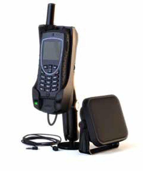 ASE-9575 Extreme  and Extreme PTT Push To Talk Docking Station w/ External Speaker and Microphone