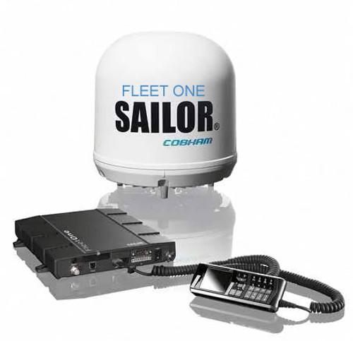 Inmarsat Cobham Fleet One Marine Satellite Terminal