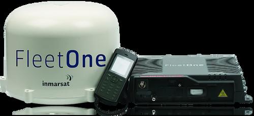 AddValue Fleet One Satellite Marine Terminal- Voice & Internet