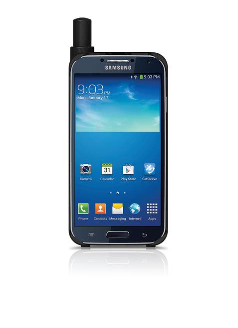 Thuraya SatSleeve for Android Galaxy S4