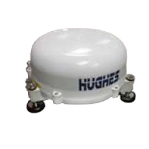 The Hughes 9350 Vehicular Satellite Internet Modem with  Class 11 Antenna