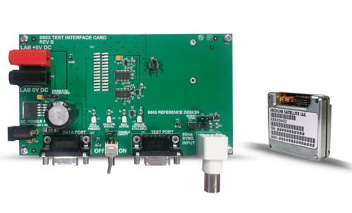 Iridium 9602 SBD Developer Kit
