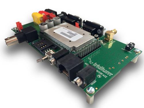 iridium-9523-developer-board-with-iridium-9523-modem