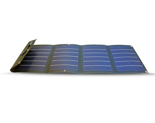 SatStation SolarFlex 12 Watts Foldable Solar Panel for Satellite Phone