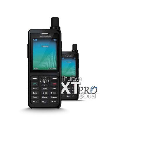 Thuraya XT Pro & XT Pro Dual Satellite Phone at NorthernAxcess