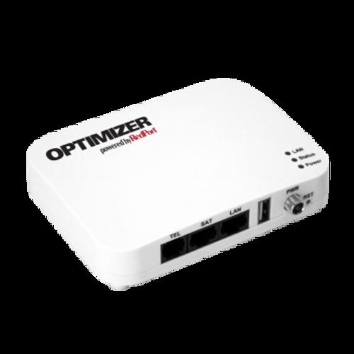 Redport Optimizer for satellite phone data