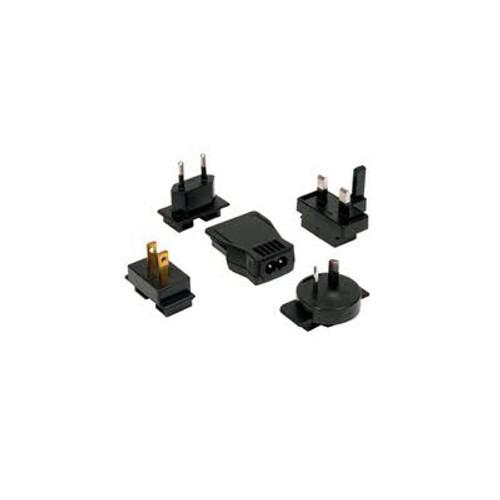 Iridium 9575/9555/9505A International Plugs Adapter Set