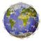 iridium Network Coverage Map