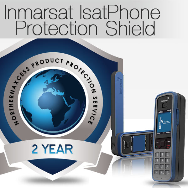 product protection shield warranty for inmarsat isatphone pro satellite phones