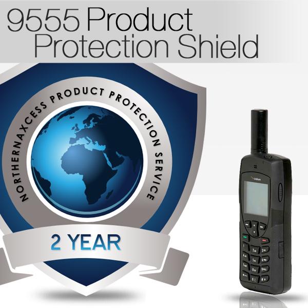 product protection shield warranty for iridium 9555 satellite phones