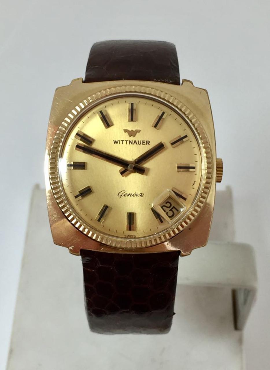 Wittnauer watch vintage