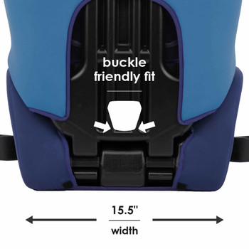 Buckle friendly fit [Blue]