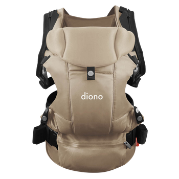 Diono Carus Essentials 3-in-1 Carrying System from Birth up to 3 Years [Sand]