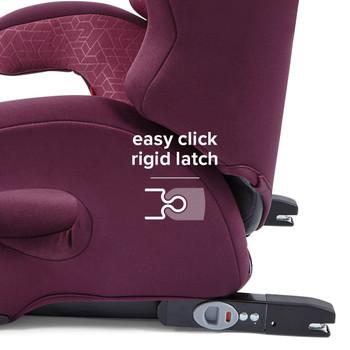 Easy click rigid LATCH [Plum]