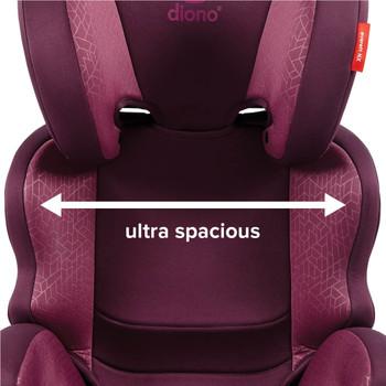Ultra spacious design [Plum]