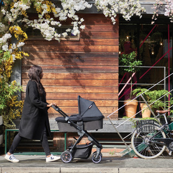 Carrycot compatible [Black Midnight]