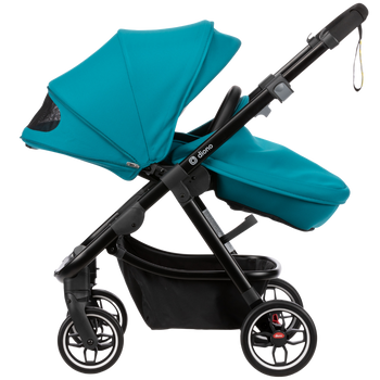 Excurze complete full size stroller [Blue Turquoise]