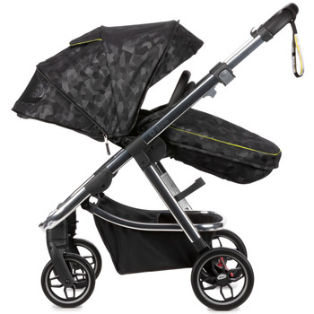 Excurze luxe full size stroller [Black Camo]