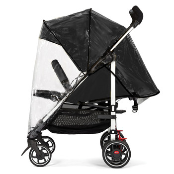 Rain Cover Included [Black Midnight]