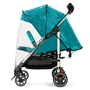 Rain cover included [Blue Turquoise]