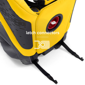LATCH Connectors for quick and easy installation [Yellow Sulphur]