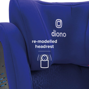 Re-modelled headrest [Blue]