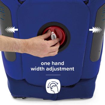 Easy one hand width adjust [Blue]