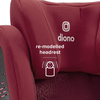 Re-modelled headrest [Plum]