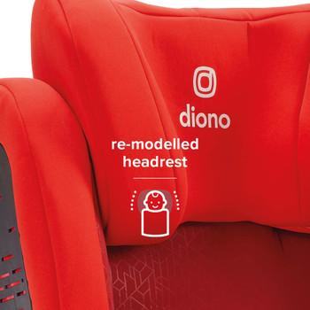 Re-modelled headrest [Red]