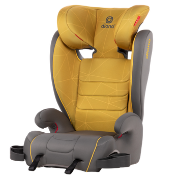 Monterey® XT Expandable Booster Seat [Yellow Sulphur]